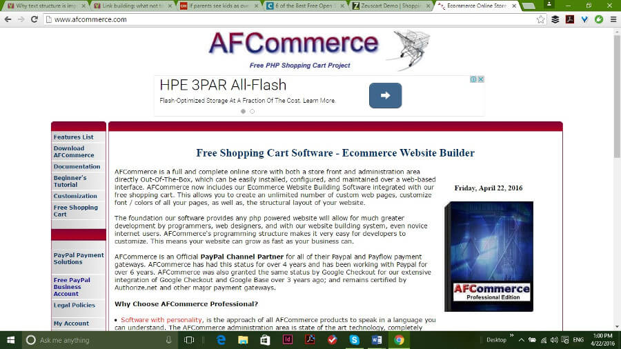 AFCommerce