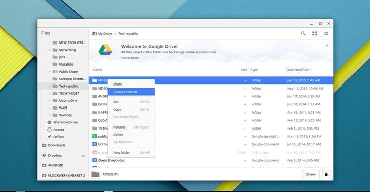 Best Linux File Managers for Chrome OS