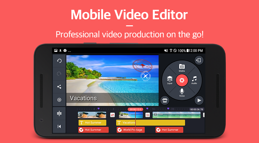 The 10 Greatest Video Editors and Makers for Android