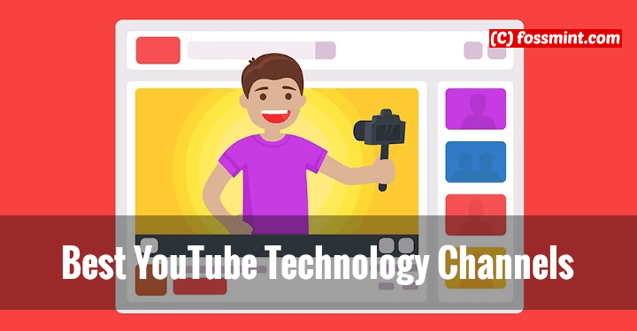 Best Youtube Tech Channels