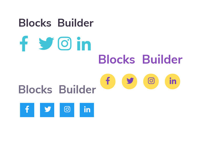 Blocks - Ultimate Page Building Blocks