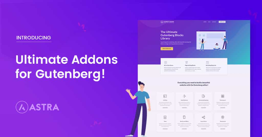 Ultimate Addons for Gutenberg