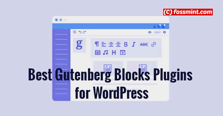 Gutenberg Blocks Plugin for WordPress