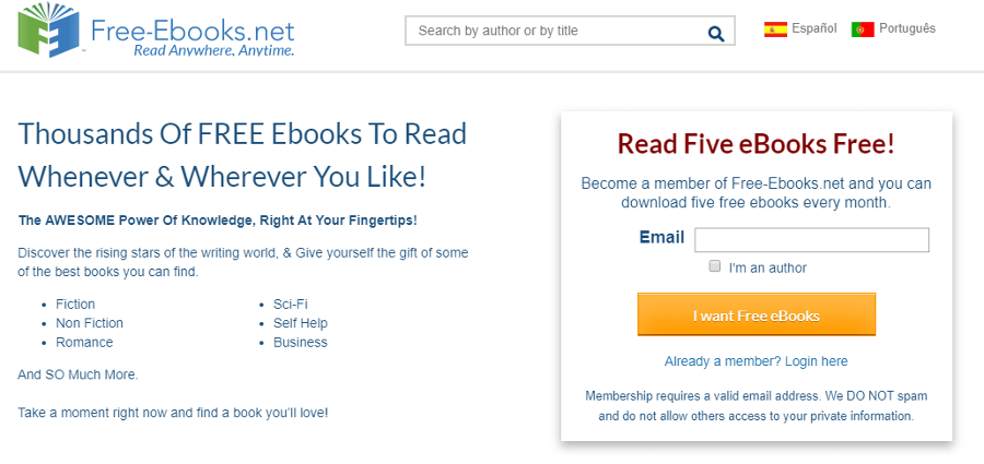 16 Best Sites To Download Free Ebooks