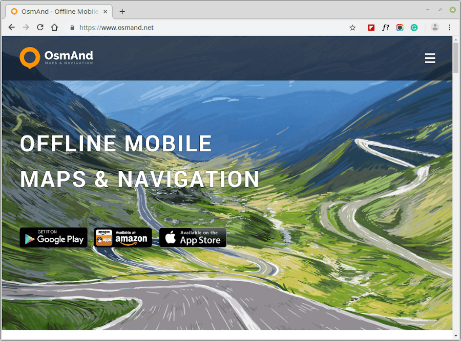 OsmAnd - OFFLINE MOBILE MAPS & NAVIGATION