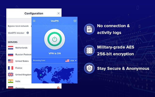 VeePN VPN Extension