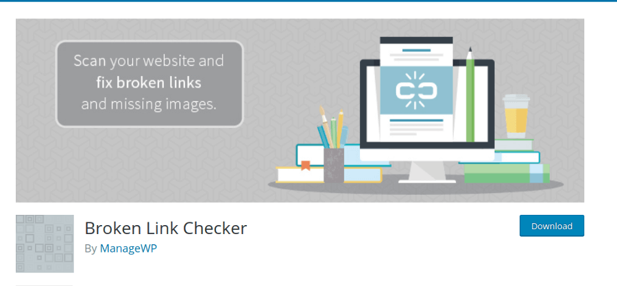 Broken Link Checker SEO Plugin