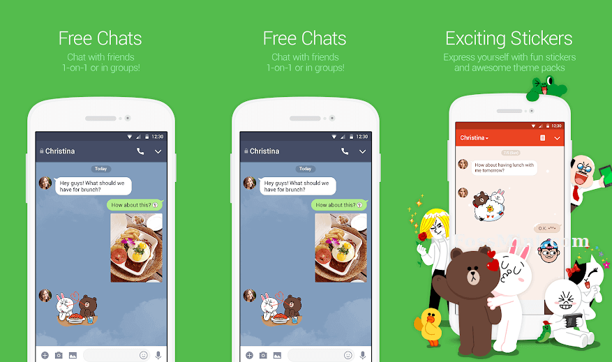 Line - Free Conference Call App