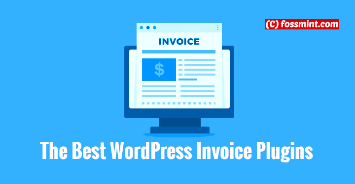 Best WordPress Invoice Plugins