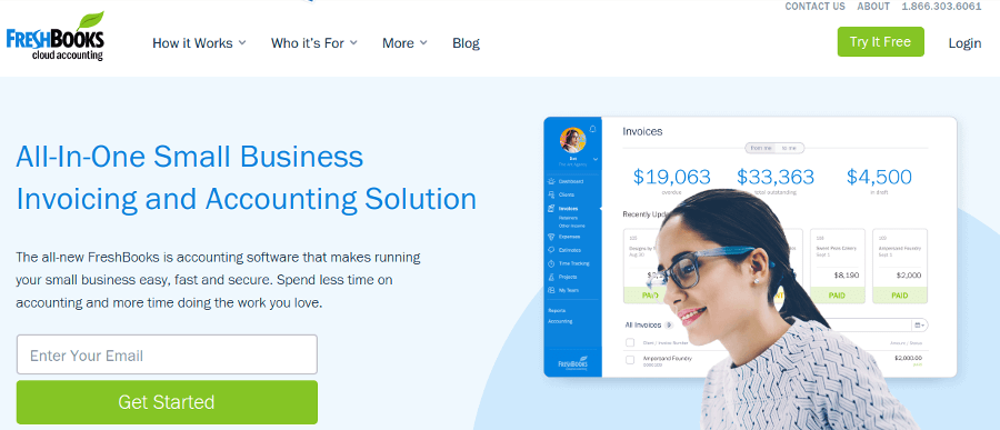 FreshBooks - Plugin