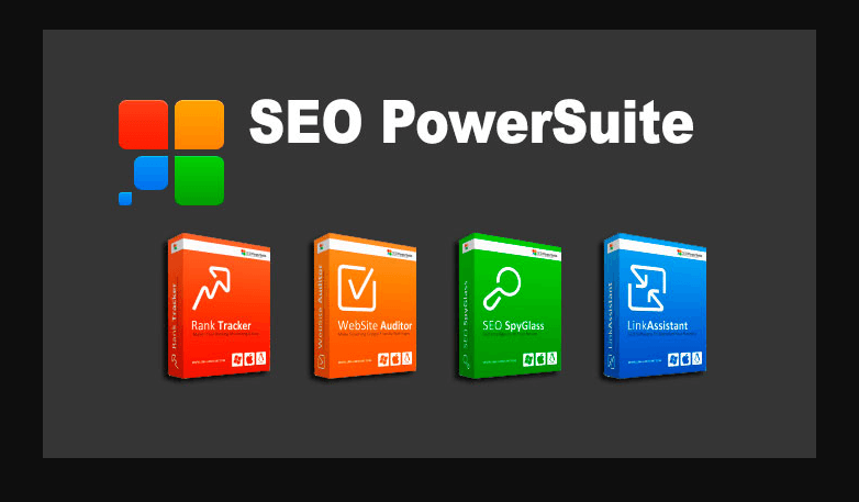 SEO PowerSuite - BackLink Checker Tool