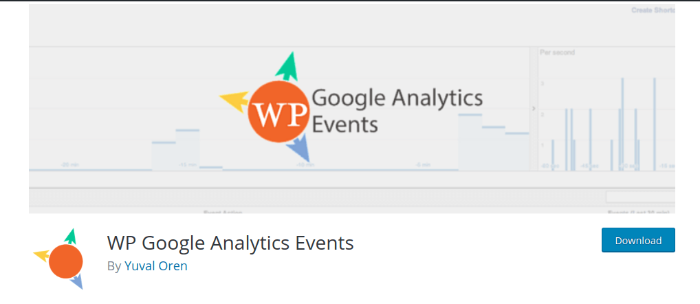 WP Google Analytics Events - Plugin