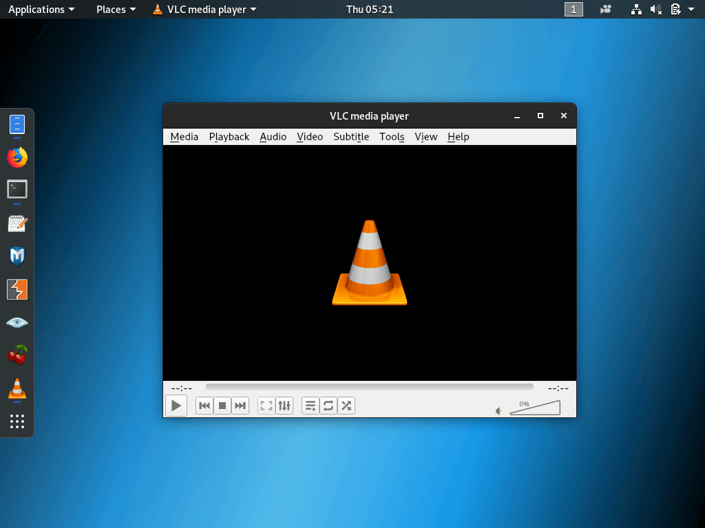 Install VLC in Kali Linux