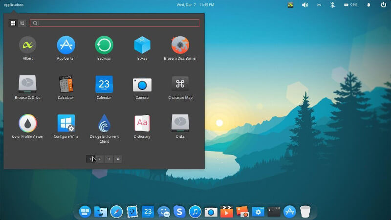 BackSlash Linux Distro