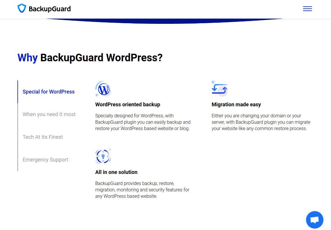 BackupGuard - WordPress Backup Plugin