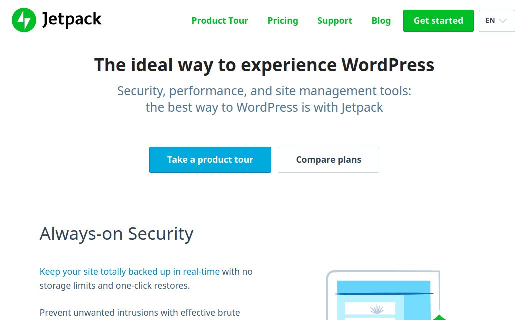 Jetpack — Essential Security & Performance for WordPress