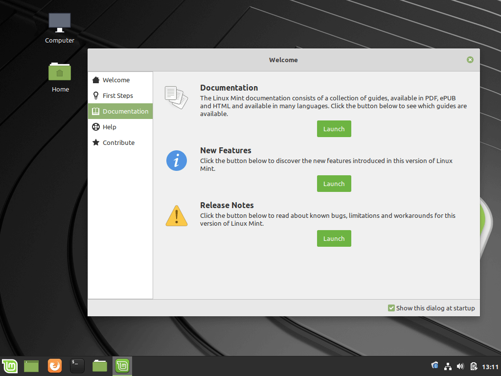 Linux Mint Open Source