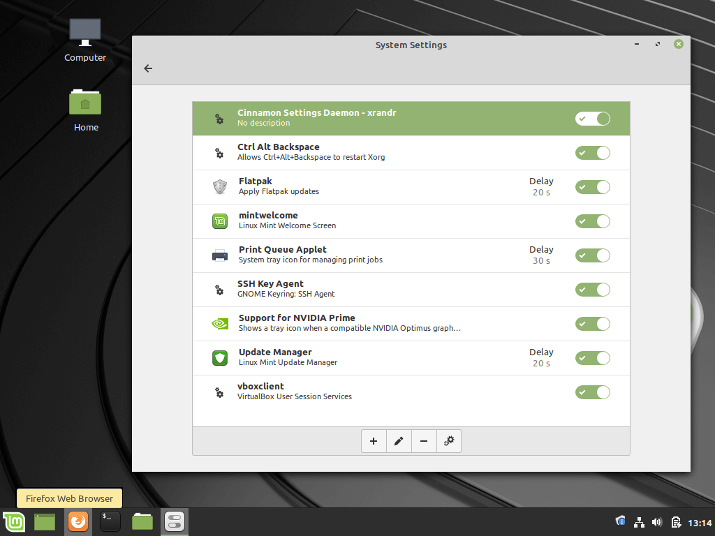 Linux Mint Secure