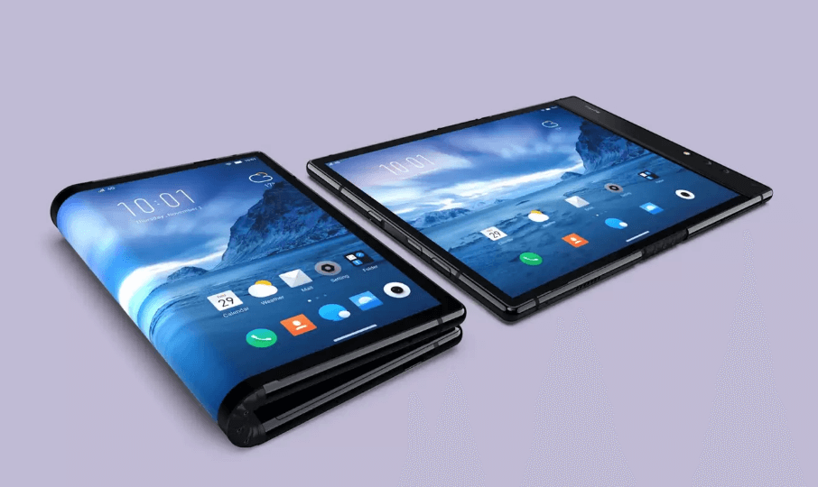 Foldable Android Devices
