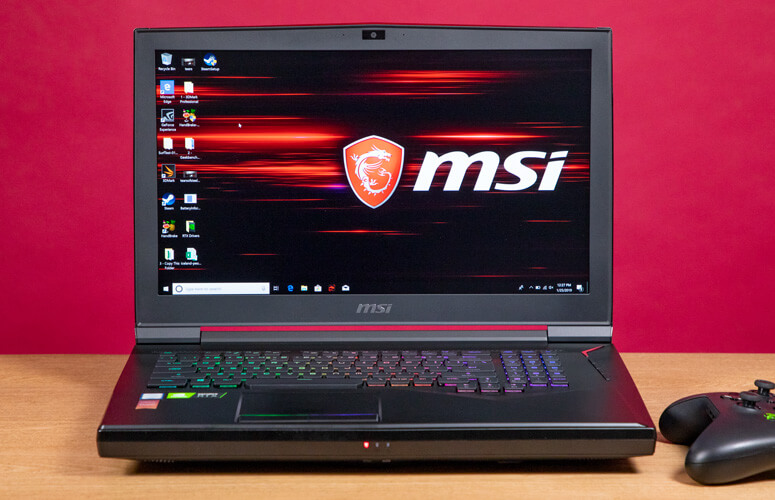 MSI GT75 Titan Laptop