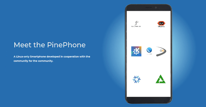 Best Linux Distros for PinePhone