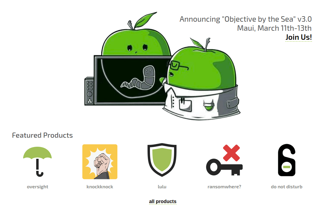 Objective-See - Security Tools for MAC