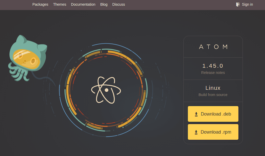 Atom Text Editor For Mac
