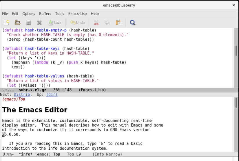 Emacs Text Editor For Mac