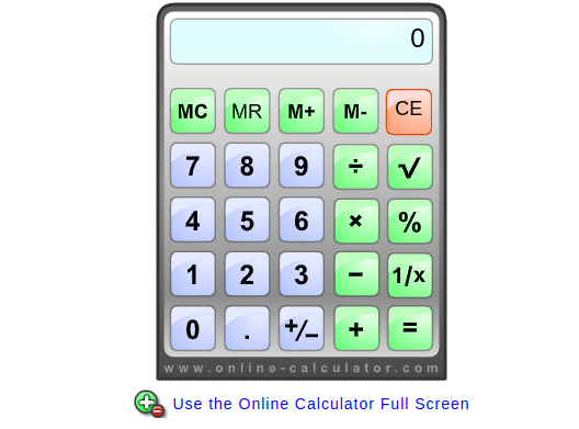 Free Online Calculator