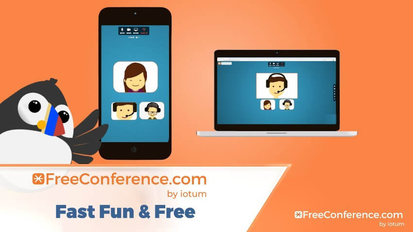 FreeConference Group Conference App
