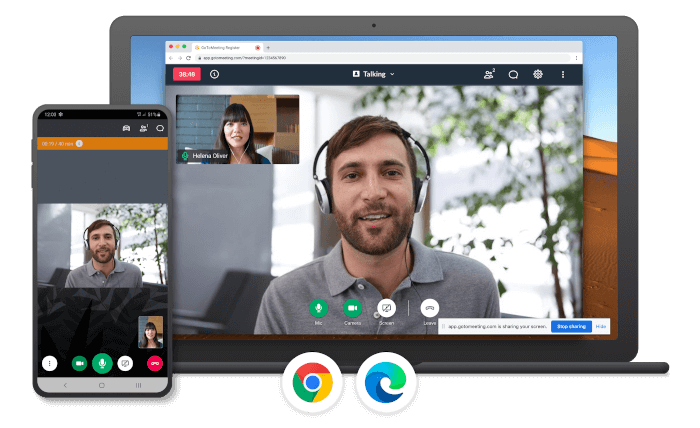 GoToMeeting - Online and Video Conferencing Software
