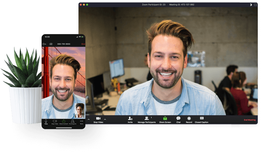Zoom - Video and Web Conferencing Software