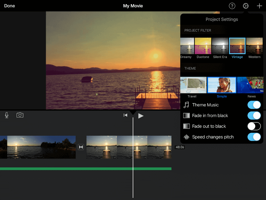 iMovies Video Editor For Mac