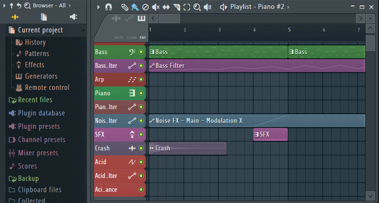 FL Studio - Best Audacity Alternative