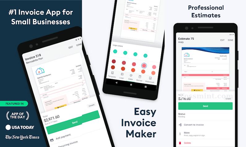 Invoice 2Go - Invoicing App For Android