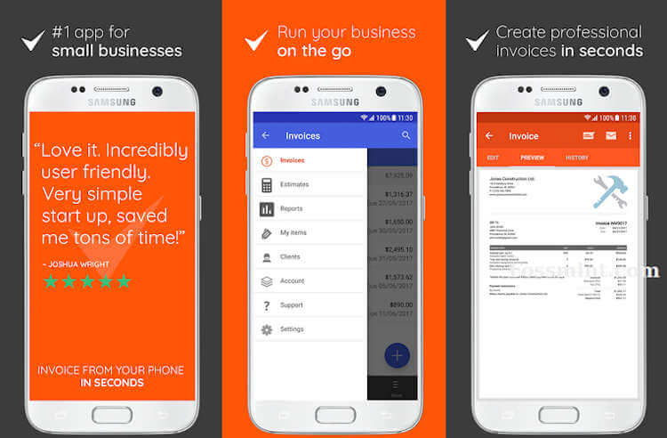 Invoice Maker Invoicing App For Android