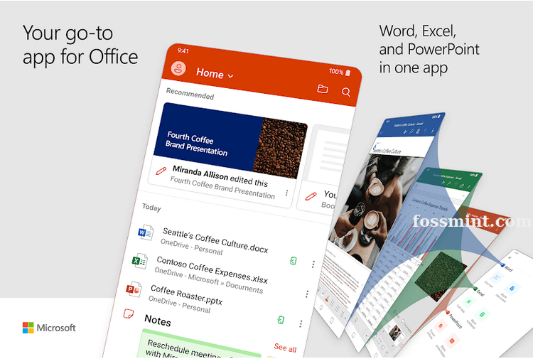 Microsoft Office - Android App Of May 2020