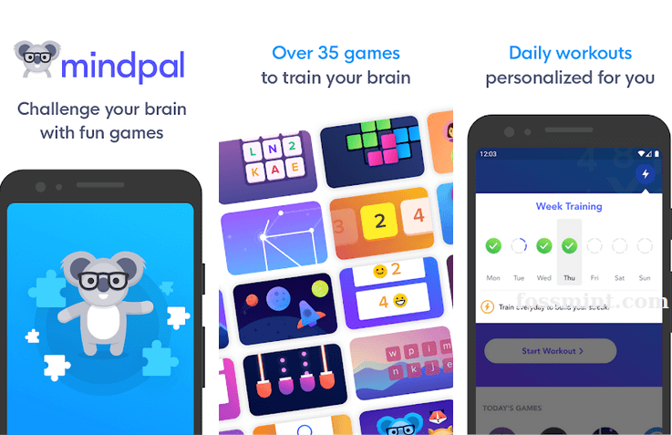 MindPal - Android App of May 2020