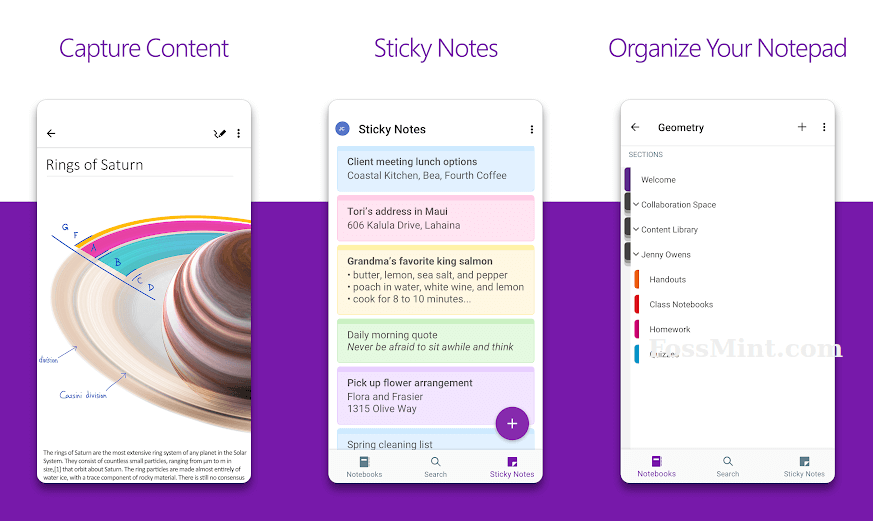 OneNote - Android Dictation App