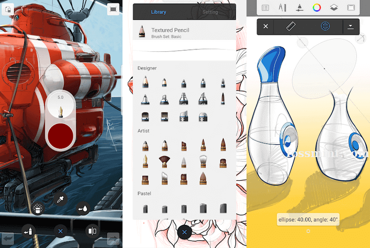 SketchBook - Android App Of May 2020