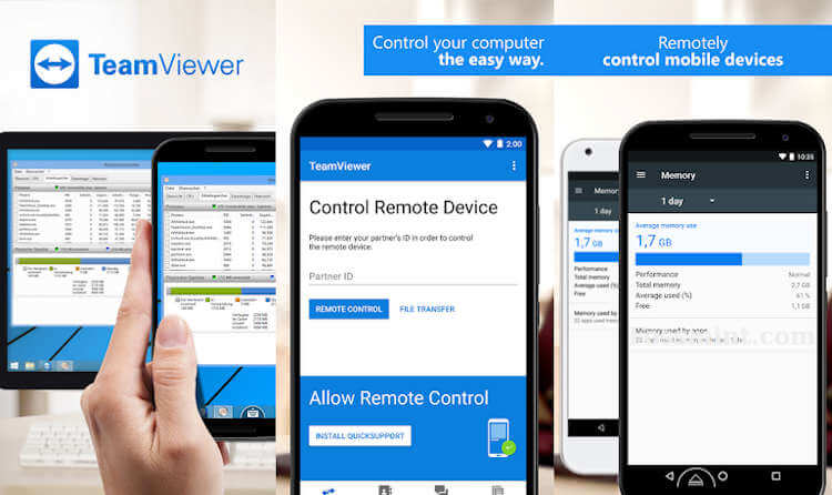 TeamViewer - Android App