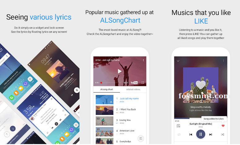 ALSong - Music Player & Lyrics