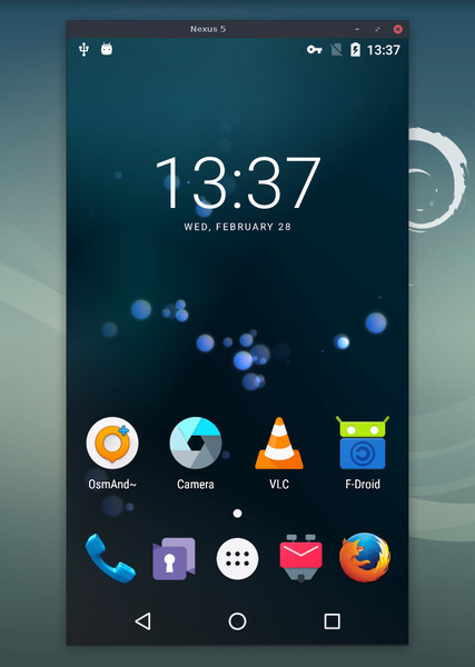 Control Android Phone from Linux Desktop