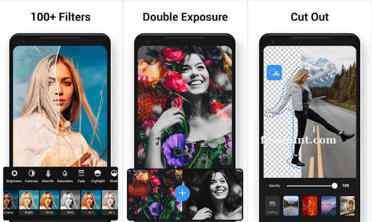InShot Photo Editor Pro - Android App