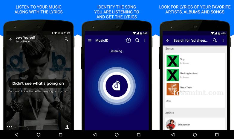 Lyrics Mania – Music Player