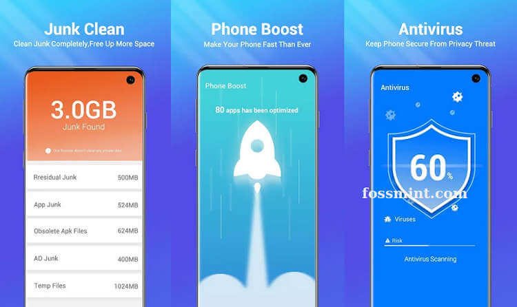 One Booster - Battery Saver App for Android