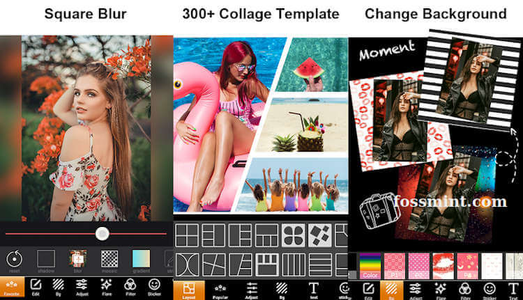 PhotoGrid - Photo Editor App For Android