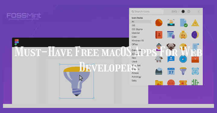 macOS Apps For Web Developers