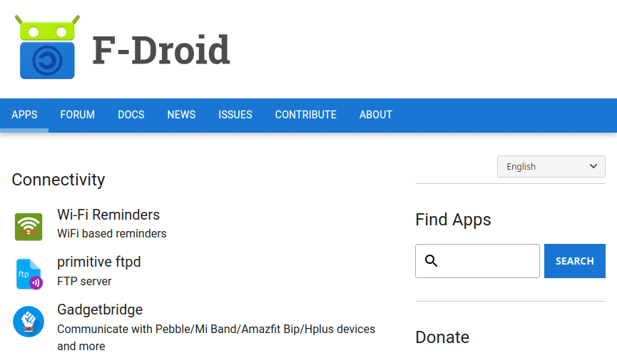 F-Droid - Google Play Store Alternative