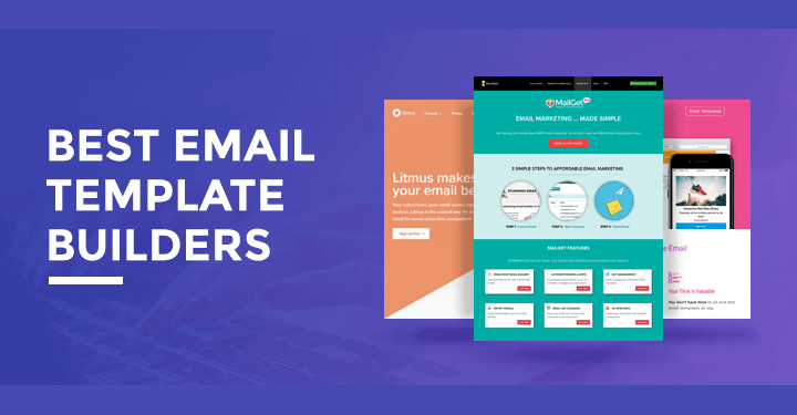 Best Email Template Builders